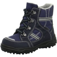 Schuhe Jungen Boots Superfit Winterboots . 3-00042-81 blau