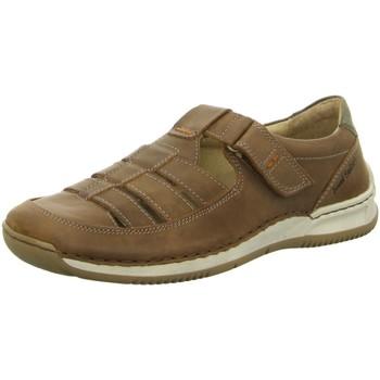 Schuhe Herren Sandalen / Sandaletten Josef Seibel Slipper Slipper Halbschuh Matthias 13 51213-767-311 braun