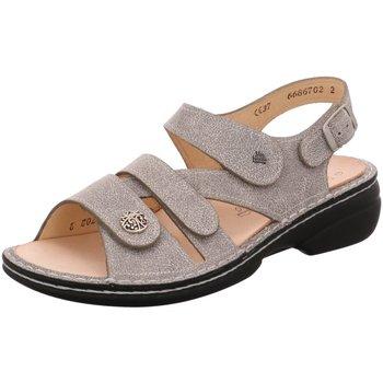 Schuhe Damen Sandalen / Sandaletten Finn Comfort Sandaletten Gomera 02562536265 grau