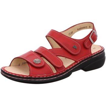 Schuhe Damen Sandalen / Sandaletten Finn Comfort Sandaletten Gomera 02562274354 rot