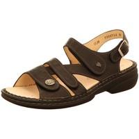 Schuhe Damen Sandalen / Sandaletten Finn Comfort Sandaletten Gomera 02562 642051 schwarz
