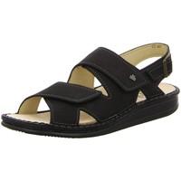 Schuhe Herren Sandalen / Sandaletten Finn Comfort Offene Toro-s 81528260099 schwarz