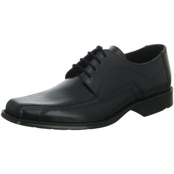 Schuhe Herren Derby-Schuhe Lloyd Business Schnürhalbschuh DAGAN 23-556-00 schwarz
