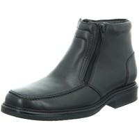 Schuhe Herren Boots Longo Bequem WF 1005376 grau