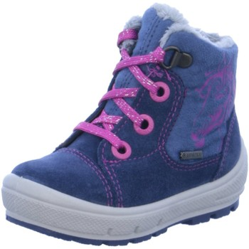 Schuhe Mädchen Babyschuhe Legero Schnuerstiefel 1-00312-88 blau