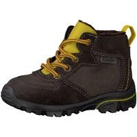 Schuhe Jungen Babyschuhe Ricosta Schnuerstiefel Lenz 643623800288 schwarz