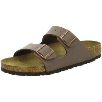 Schuhe Herren Pantoffel Birkenstock Offene Arizona Normal 151181 braun