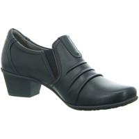 Schuhe Damen Pumps Longo  schwarz