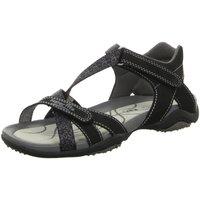 Schuhe Mädchen Sandalen / Sandaletten Legero Schuhe 161-01 schwarz