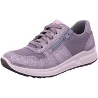 Schuhe Mädchen Sneaker Low Superfit Low . grau