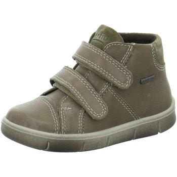 Schuhe Kinder Babyschuhe Superfit Klettschuhe Doppelklett Boots 1-00423-30 oliv