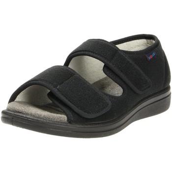 Schuhe Herren Hausschuhe Rohde Komfort 356390 schwarz