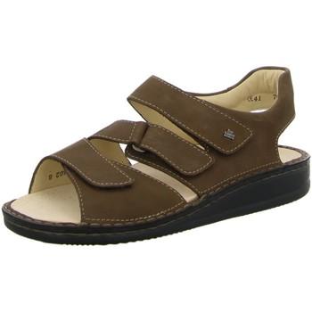 Schuhe Herren Sandalen / Sandaletten Finn Comfort Komfort Gotland 01526-260233 braun