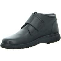 Schuhe Herren Stiefel Longo Bequem WF 1005445/0 schwarz
