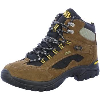 Schuhe Herren Arbeitsschuhe Brütting Sportschuhe CHIMNEY ROCK 221001 braun