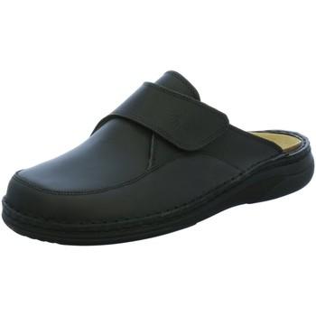 Schuhe Herren Pantoletten / Clogs Helix Offene Clogs l.Einlage 82550 schwarz