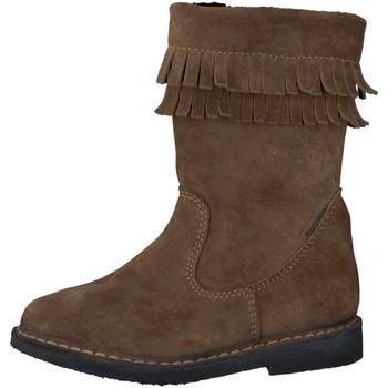 Schuhe Mädchen Klassische Stiefel Ricosta Maedchen -M- Dascha 64 9228100/261 braun