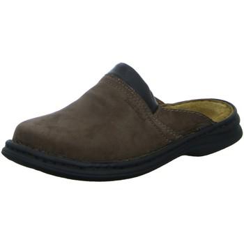 Schuhe Herren Pantoletten / Clogs Josef Seibel Offene Clog Max 10663 11 340 braun