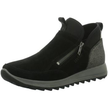 Schuhe Damen Slip on Legero Slipper Da.Stiefelette 1-00948-00 schwarz