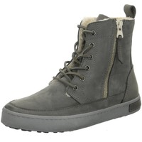 Schuhe Damen Sneaker High Blackstone graphite CW96 grau