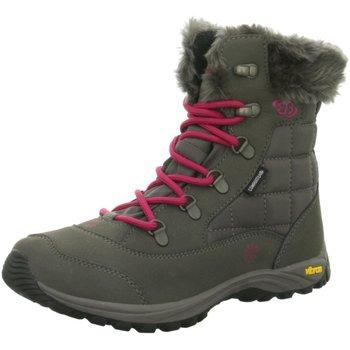 Schuhe Mädchen Schneestiefel Brütting Winterstiefel Himalaya Kids 721028 grau