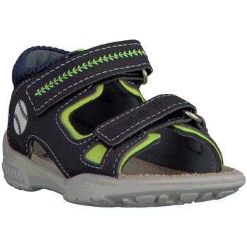 Schuhe Jungen Sandalen / Sandaletten Ricosta Sandalen DUSTIN 3427400-754-Dustin blau