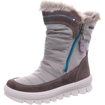 Schuhe Mädchen Stiefel Legero Winterstiefel . 7-00215-06 grau