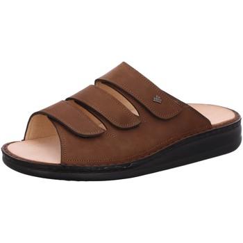 Schuhe Damen Pantoffel Finn Comfort Pantoletten KORFU 1508 260233 braun