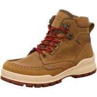 Schuhe Damen Boots Ecco Stiefeletten 831703-50825 braun