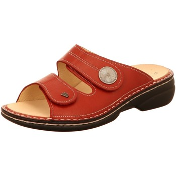 Schuhe Damen Pantoffel Finn Comfort Pantoletten SANSIBAR 02550-423147 rot