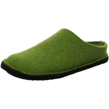 Schuhe Damen Hausschuhe Haflinger 311010 36 grün
