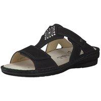 Schuhe Damen Pantoffel Finn Comfort Pantoletten Verin 02806-007099 schwarz