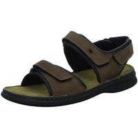 Schuhe Herren Sandalen / Sandaletten Josef Seibel Komfort Sandalette Rafe 10104 11 341 braun