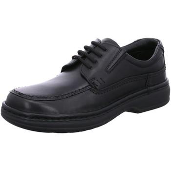 Schuhe Herren Slipper Ara Schnuerschuhe Ben -K- 11.17102.01 schwarz