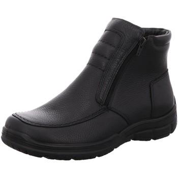 Schuhe Herren Stiefel Jomos Reißverschlußstiefel 416501-33-000 schwarz