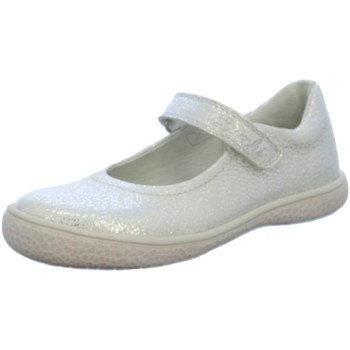 Schuhe Mädchen Derby-Schuhe & Richelieu Lurchi Spangenschuhe OFFWHITE 33-15260-09 grau