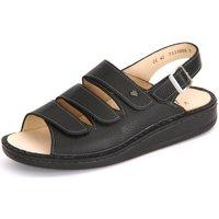 Schuhe Herren Sandalen / Sandaletten Finn Comfort Offene Sylt 02509-055099 schwarz