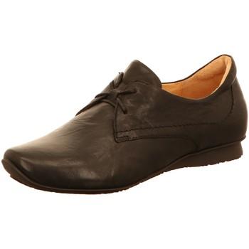 Schuhe Damen Derby-Schuhe Think Schnuerschuhe CHILLI 02 8-88101-00 schwarz