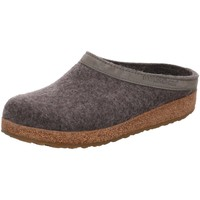 Schuhe Herren Hausschuhe Haflinger Grizzly Torben 713001 4 grau
