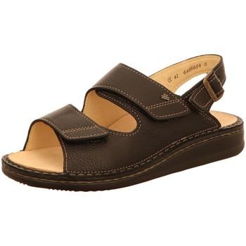 Schuhe Herren Sandalen / Sandaletten Finn Comfort Offene Rialto Sandale 1523/055099 schwarz