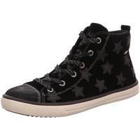 Schuhe Mädchen Sneaker High Lurchi By Salamander High 33-13603-21 schwarz