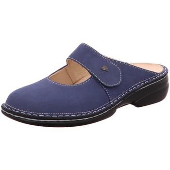 Schuhe Damen Pantoletten / Clogs Finn Comfort Pantoletten STANFORD 02552373097 373097 blau