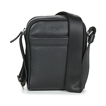 Taschen Herren Geldtasche / Handtasche Le Tanneur CHARLES Schwarz