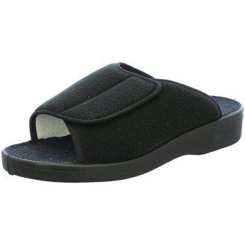 Schuhe Herren Hausschuhe Varomed Ibiza 58900-60 58900-60 schwarz
