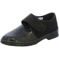 Schuhe Damen Slipper Florett Slipper 31311 schwarz