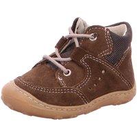 Schuhe Jungen Babyschuhe Ricosta Schnuerschuhe FRITZI 1225500-265 braun
