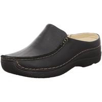 Schuhe Damen Pantoletten / Clogs Wolky Pantoletten Seamy Slide 06250 70000 schwarz