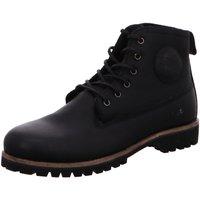 Schuhe Herren Wanderschuhe Blackstone -22 -44 OM60 schwarz