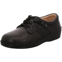 Schuhe Damen Slipper Finn Comfort Schnuerschuhe Prophylaxe 96101 96101 070099 schw schwarz