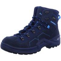 Schuhe Jungen Wanderschuhe Lowa Bergschuhe KODY III GTX MID JUNIOR 340099-6969 KODY III GTX MID blau